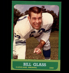 1963 BILL GLASS TOPPS #20 BROWNS EXMT/NM *8171