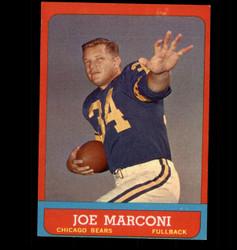 1963 JOE MARCONI TOPPS #66 BEARS EX/MT *5925