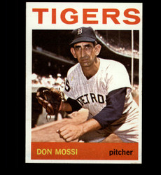 1964 DON MOSSI TOPPS #335 TIGERS NM *2747