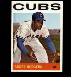 1964 ANDRE RODGERS TOPPS #336 CUBS NM/MT *6728
