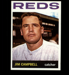 1964 JIM CAMPBELL TOPPS #303 REDS NM *4016