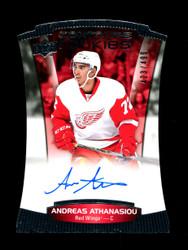 2015 ANDREAS ANTHASIOU UPPER DECK CONTOURS ROOKIE #/499 AUTO *4527