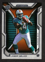 2012 LAMAR MILLER TOPPS STRATA #49  ROOKIE 15 CARD HOBBY LOT MIAMI DOLPHINS