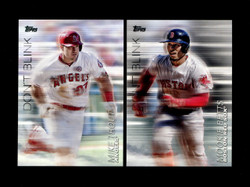 2018 TOPPS UPDATE DONT BLINK 25 CARD COMPLETE SET