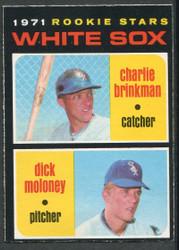 1971 WHITESOX ROOKIE STARS OPC #13 O PEE CHEE NM #2231