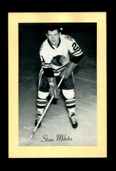 1948/64 STAN MIKITA BEE HIVE GROUP 2  BLACK HAWKS