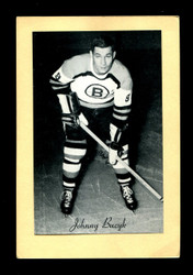 1948/64 JOHNNY BUCYK BEE HIVE GROUP 2 BRUINS