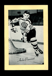 1948/64 ANDRE PRONOVOST BEE HIVE GROUP 2 BRUINS