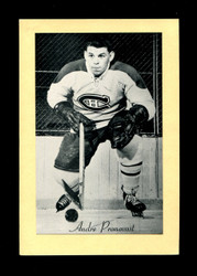 1948/64 ANDRE PRONOVOST BEE HIVE GROUP 2 CANADIENS