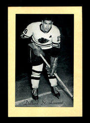 1948/64 DOLLARD ST. LAURENT BEE HIVE GROUP 2 BLACK HAWKS