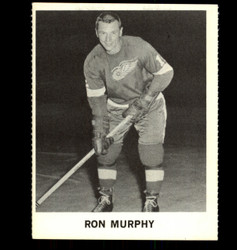 1965 RON MURPHY COKE NHL COCA COLA RED WINGS *R1360