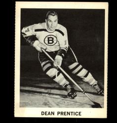 1965 DEAN PRENTICE COKE NHL COCA COLA BRUINS *R1317