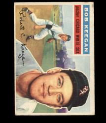 1956 BOB KEEGAN TOPPS #54 WHITE SOX VG *R1410