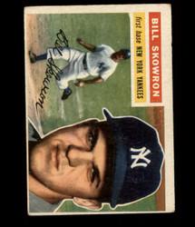 1956 BILL SKOWRON TOPPS #61 YANKEES VG *R1418