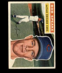 1956 BOB SPEAKE TOPPS #66 CUBS VG *R1428