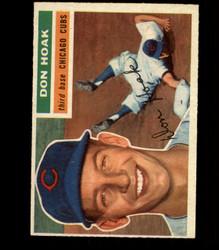 1956 DON HOAK TOPPS #335 CUBS EX *R1552
