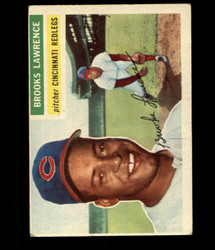 1956 BROOKS LAWRENCE TOPPS #305 REDS VG *R1484
