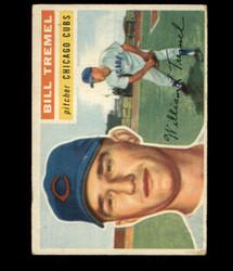1956 BILL TREMEL TOPPS #96 CUBS VG/EX *R1746