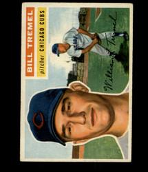 1956 BILL TREMEL TOPPS #96 CUBS VG/EX *R1747