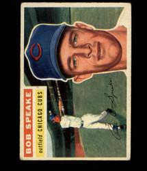 1956 BOB SPEAKE TOPPS #66 CUBS VG/EX *R1755