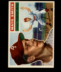 1956 MAYO SMITH TOPPS #60 PHILLIES VG/EX *R1762