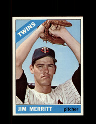 1966 JIM MERRITT OPC #97 O-PEE-CHEE TWINS NM *4215