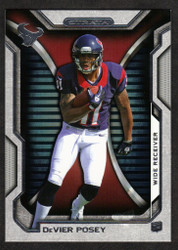 2012 DEVIER POSEY TOPPS STRATA #146  ROOKIE 15 CARD HOBBY LOT HOUSTON TEXANS