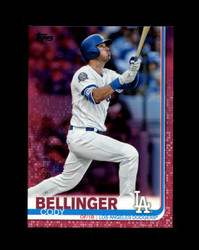 2019 CODY BELLINGER TOPPS #507 MOTHERS DAY #/50 DODGERS *R1349