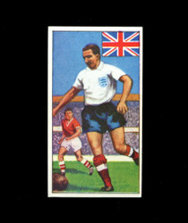 1962 DICKSON ORDE #1 SPORTS OF THE COUNTRIES ENGLAND