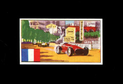 1962 DICKSON ORDE #19 SPORTS OF THE COUNTRIES FRANCE