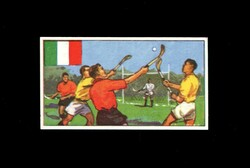 1962 DICKSON ORDE #6 SPORTS OF THE COUNTRIES IRELAND
