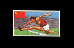 1962 DICKSON ORDE #4 SPORTS OF THE COUNTRIES RUSSIA