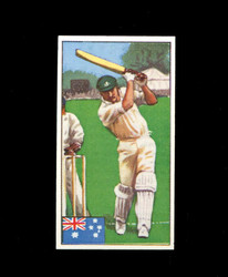 1962 DICKSON ORDE #5 SPORTS OF THE COUNTRIES AUSTRALIA