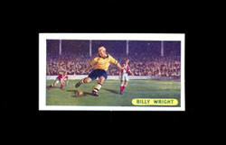 1957 BILLY WRIGHT SWEETULE PRODUCTS #6 SPORTS RECORDS