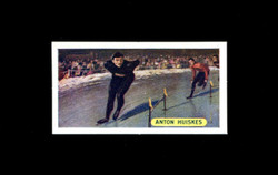 1957 ANTON HUISKES SWEETULE PRODUCTS #23 SPORTS RECORDS