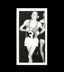 1979 EMIL ZATOPEK BROOKE BOND #2 OLYMPIC GREATS