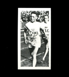 1979 PAAVO NURMI BROOKE BOND #3 OLYMPIC GREATS