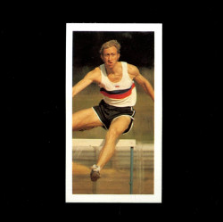 1979 DAVID HEMERY BROOKE BOND #7 OLYMPIC GREATS