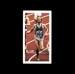 1979 LASSE VIREN BROOKE BOND #8 OLYMPIC GREATS