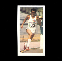 1979 ALBERTO JUANTORENA BROOKE BOND #10 OLYMPIC GREATS