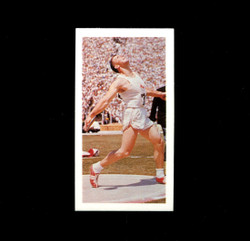 1979 AL OERTER BROOKE BOND #12 OLYMPIC GREATS
