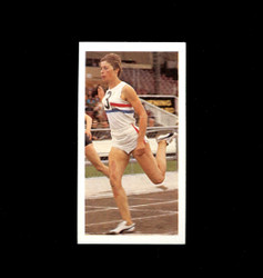1979 MARY RAND BROOKE BOND #14 OLYMPIC GREATS