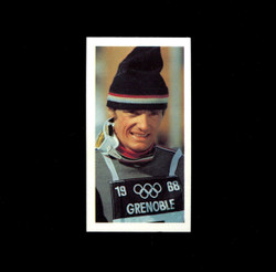 1979 JEAN-CLAUDE KILLY BROOKE BOND #37 OLYMPIC GREATS