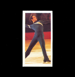 1979 JOHN CURRY BROOKE BOND #40 OLYMPIC GREATS