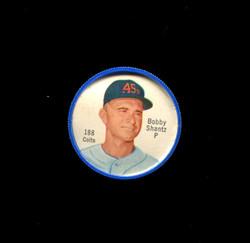 1962 BOBBY SHANTZ SHIRRIFF COINS #188 COLTS *4200