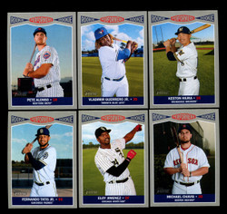 2019 TOPPS HERITAGE HIGH ROOKIE PERFORMERS COMPLETE 15 CARD SET