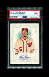 2013 ANTHONY RENDON TOPPS A & G #152 NATIONALS PSA 9