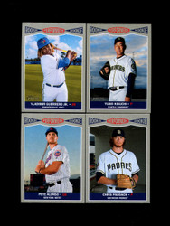 2019 TOPPS HERITAGE HIGH ROOKIE PERFORMERS U-PICK COMPLETE YOUR SET