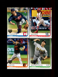 2019 TOPPS BASEBALL SERIES 2 GOLD 550-700 150TH FOIL U-PICK COMPLETE YOUR SET