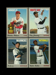 2019 TOPPS HERITAGE BASEBALL CLOTH STICKERS U-PICK COMPLETE YOUR SET